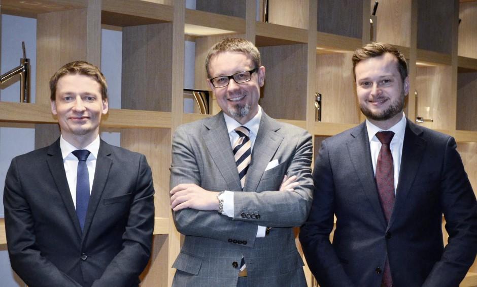 Zmiany w zarządzie Hansgrohe Polska