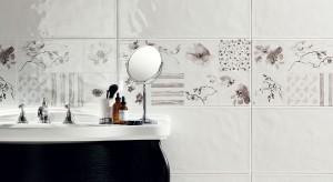 Płytki ceramiczne: nowa kolekcja z ozdobnym dekorem