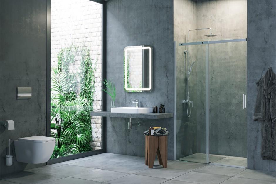 Kabina prysznicowa: 5 modeli do wnęk łazienkowych