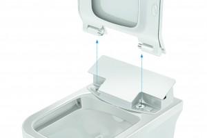 Technologia i higiena w łazience: postaw na inteligentną deskę