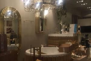 Stoisko Maison Valentina na iSaloni 2018