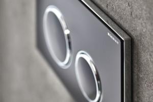 Przycisk spłukujący Sigma21 od firmy Geberit