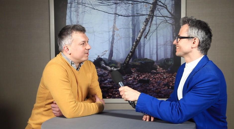 [Wideo]  Denis Łukjanow z Blue Water mówi o trendach w asortymencie armatury łazienkowej