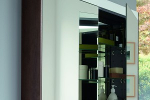 Urządzamy łazienkę: nowa seria mebli w nowoczesnym stylu