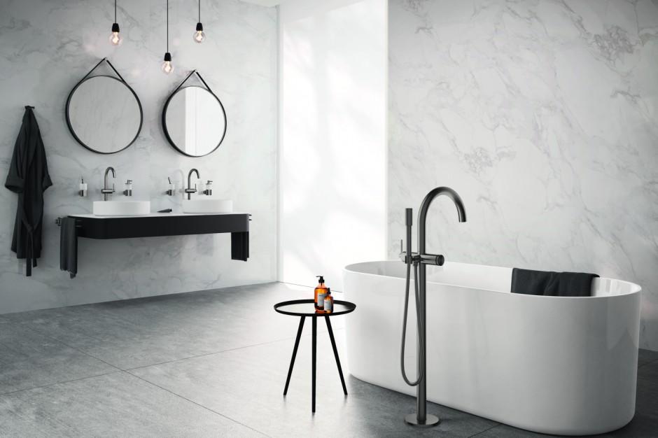 Armatura łazienkowe: nowa seria niemieckiej marki