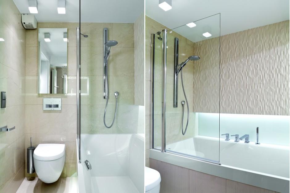 Sposób na mała łazienkę: tak praktycznie urządzisz niewielki metraż