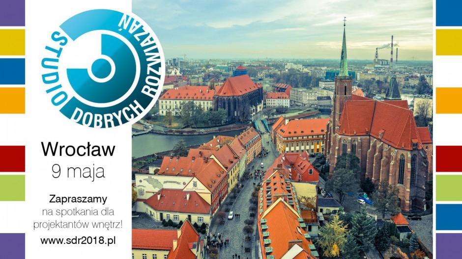 Studio Dobrych Rozwiązań - 9 maja zapraszamy do Wrocławia!