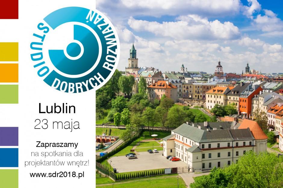 Studio Dobrych Rozwiązań zagości tym razem w Lublinie