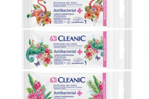 Egzotyka w łazience: kolorowe opakowania w limitowanej serii akcesoriów kosmetycznych