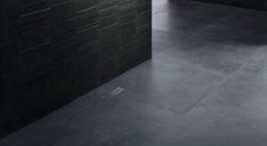 Nowoczesna strefa prysznica: postaw na dyskretny odpływ liniowy