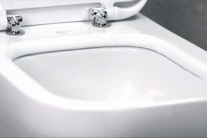 Higiena w łazience: nowy system spłukiwania toalet