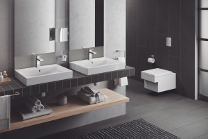 Ceramika sanitarna: elegancka kolekcja o geometrycznej formie