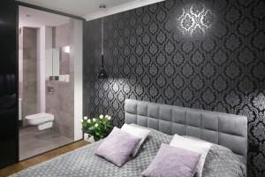 Łazienka z sypialnią: pakiet inspirujących zdjęć