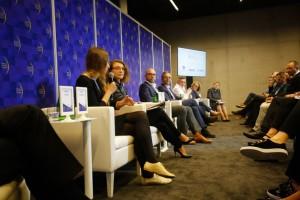 [Fotorelacja] Dyskutowaliśmy na EEC 2018 o roli dizajnu we współczesnej gospodarce