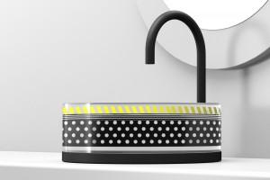 Mediolańskie trendy łazienkowe: zobacz umywalki prosto z iSaloni