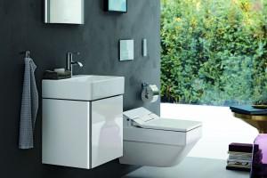 Kolekcja mebli łazienkowych XSquare od Duravit