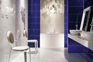 Kolorowe płytki ceramiczne: 10 kolekcji do łazienek
