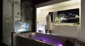 Innowacje w łazience: poznaj interaktywne lustro