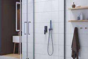 Strefa prysznica: 13 różnych modeli kabin