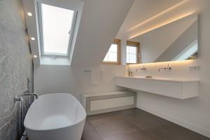 Prywatna łazienka jak domowe SPA: gotowy projekt salonu kąpielowego