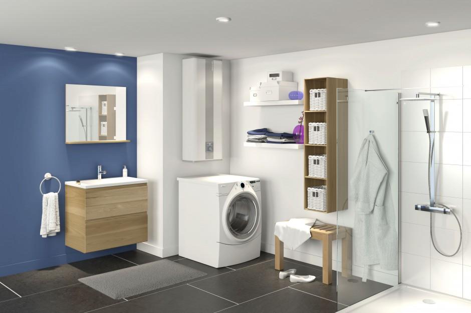 Komfort cieplny i elegancja: ogrzewacz wody o smukłej formie