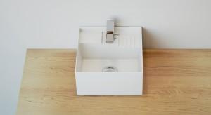 Strefa umywalki: trzy bardzo funkcjonalne modele umywalek