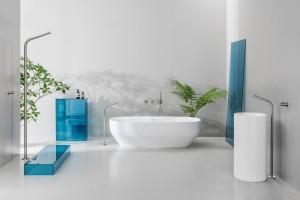 Trendy z iSaloni: nowa minimalistyczna seria armatury