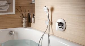 Baterie łazienkowe: nowa seria łącząca design i funkcjonalność