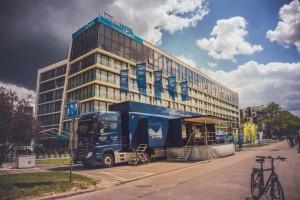 Grohe Truck zawita na Krakowskim Festiwalu Wnętrz