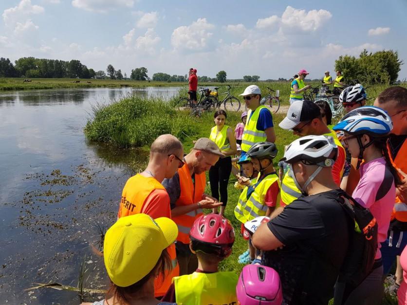 Geberit rusza z pracownikami nad rzeki