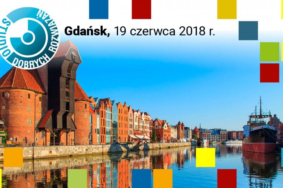 Studio Dobrych Rozwiązań zaprasza do Gdańska!