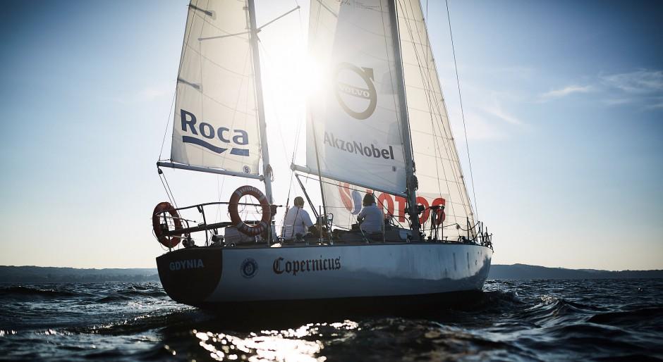 Roca partnerem rejsu legendarnego jachtu Copernicus
