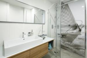 Prysznic bez brodzika: pakiet inspiracji