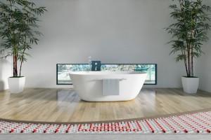 Ogrzewanie podłogowe w łazience - to warto wiedzieć