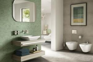 Meble łazienkowe: nowa, funkcjonalna kolekcja