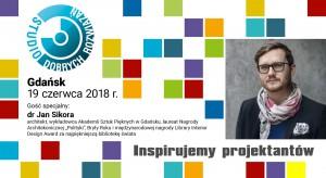 Jan Sikora gościem specjalnym Studia Dobrych Rozwiązań w Gdańsku