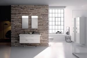 Meble łazienkowe: 5 kolekcji w białym kolorze