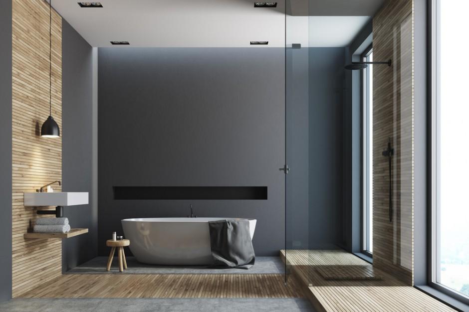 Trendy materiałowe w aranżacji łazienki. Co się sprawdzi?