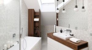 Płytki z fakturą 3D: zobacz jak wyglądają w polskich łazienkach