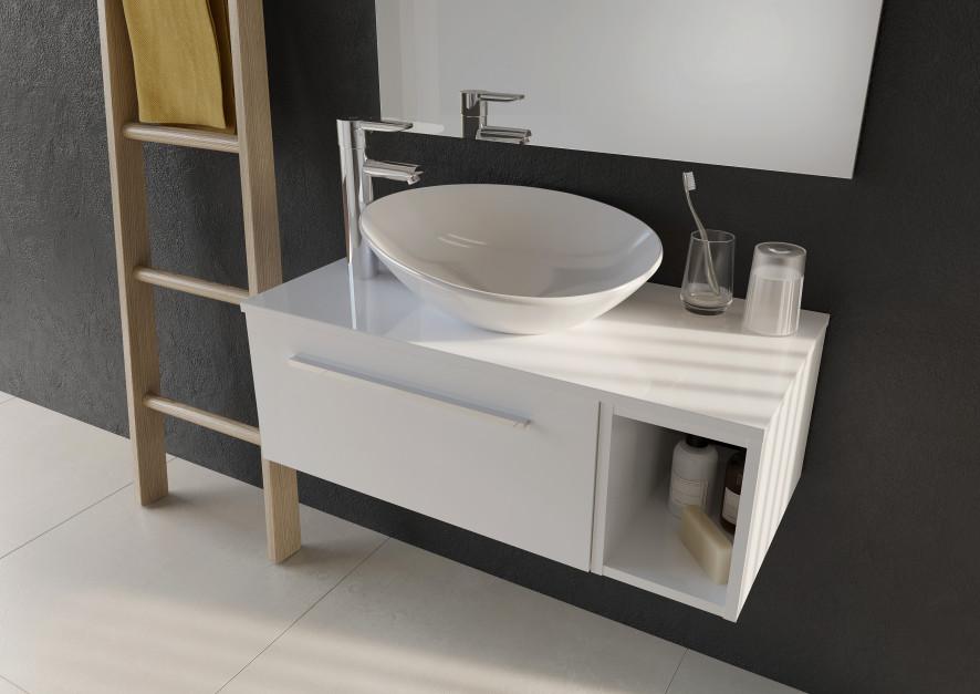 5 pomysłów na szafkę pod umywalkę