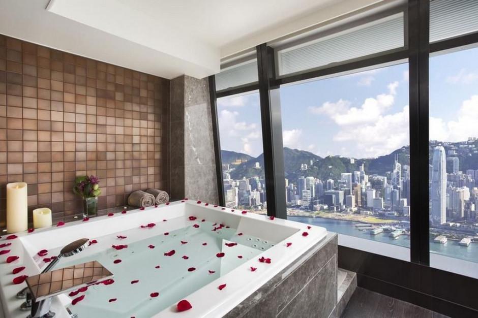 Zobacz Top 5 najbardziej luksusowych łazienek z najdalszych zakątków świata