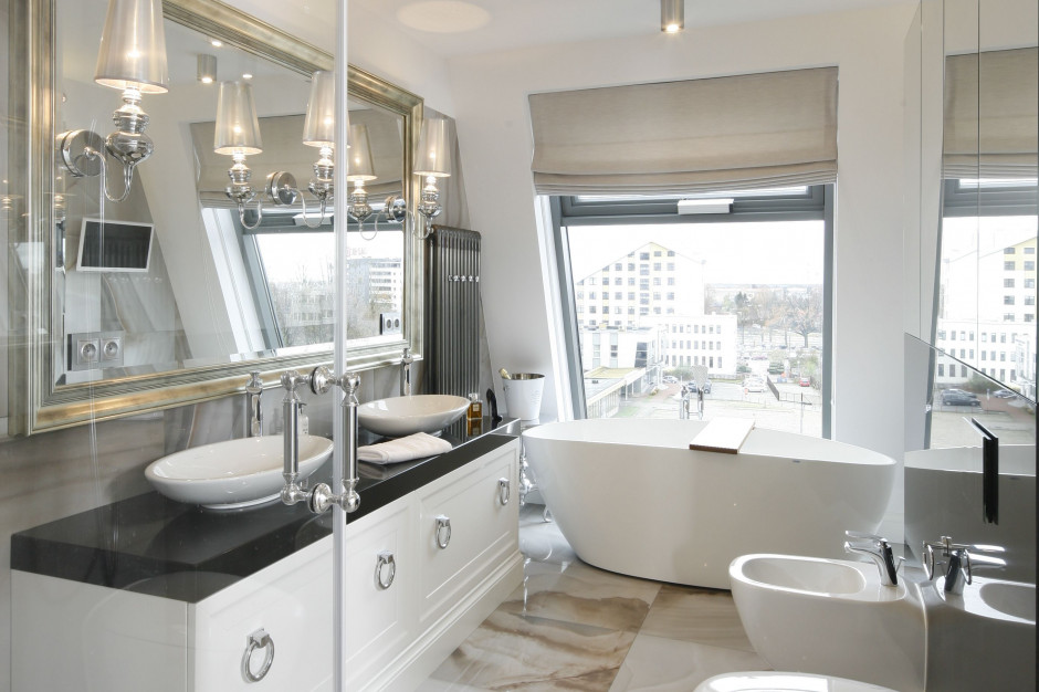 Blat w łazience: 5 różnych pomysłów z polskich domów