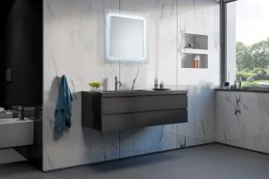 Funkcjonalna strefa umywalki: radzimy jak ją urządzić