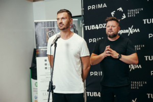 [Fotorelacja] Maciej Zień i Grupa Tubądzin w salonie KeramHall w Kijowie