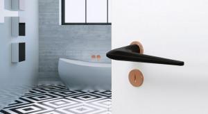 Modna łazienka: postaw na detale w macie