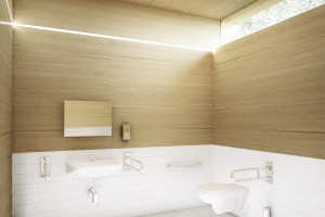 [Konkurs KOŁO] Zobacz kto zaprojektował najlepszą toaletę publiczną w Słupsku