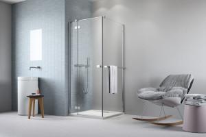 Funkcjonalna strefa prysznica: tak ją urządzisz!