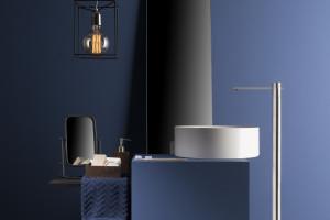Baterie podłogowe: 5 pięknych modeli do eleganckich łazienek