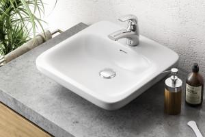 Dobieramy baterię umywalkową: 4 propozycje aranżacji strefy umywalki