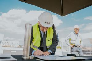 [Fotorelacja] TECE buduje nowy zakład produkcyjny